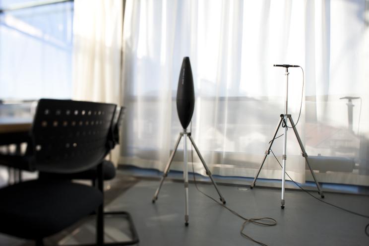 Vorhang Schallabsorbierend empa communication ausgezeichnete schallschluckende vorhänge